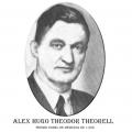 Año 1955-Alex Hugo Theodor Theorell