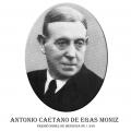 Año 1949-Antonio Caetano de Egas Moniz