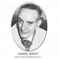Año 1957-Daniel Bovet