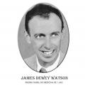 Año 1962-James Dewey Watson