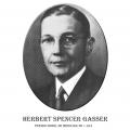 Año 1944-Herbert Spencer Gasser