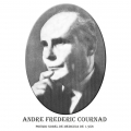 Año 1956-Andre Frederic Cournad