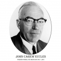 Año 1963-John Carew Eccles