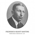 Año 1923-Frederick Grant Banting
