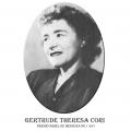 Año 1947-Gertrude Theresa Cori