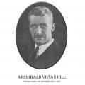 Año 1922-Archibald Vivian Hill