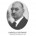 Año 1938-Corneille Heymans