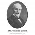 Año 1909-Emil Theodor Kocher