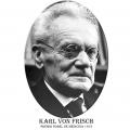 Año 1973-Karl von Frisch