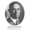 Año 1944-Joseph Erlanger