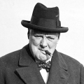 El paciente Winston Churchill