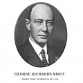 Año 1934-George Richard Minot