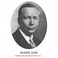 Año 1943- Henrik Dam