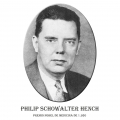 Año 1950-Philip Schowalter Hench