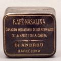 Rapé Nasalina