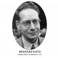 Año 1970-Bernard Katz