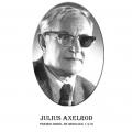 Año 1970-Julius Axelrod