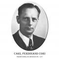 Año 1947-Carl Ferdinand Cori
