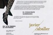 """Exposición """"EL CONSCIENTE SUMERGIDO"""", Oviedo, 16 de febrero"""