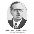 Año 1947-Bernardo Alberto Houssay