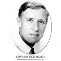 Año 1964-Konrad Emil Bloch