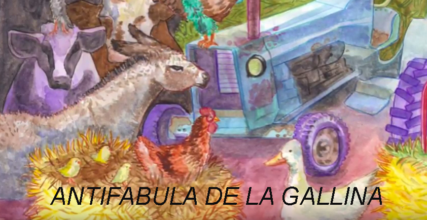 Antifabula de la gallina