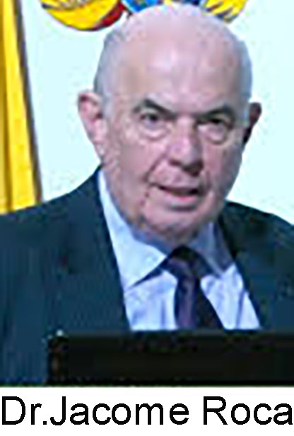Dr.alfredo Jacome roca